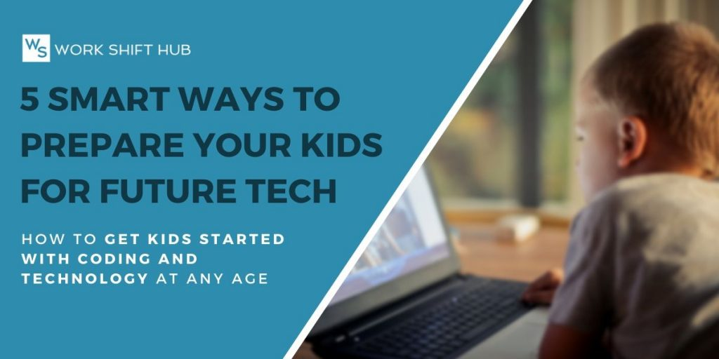 Prepare Kids for Technology Careers