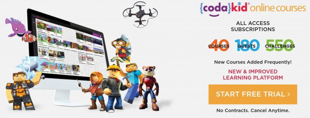 Codakid Online Kid Coding Classes